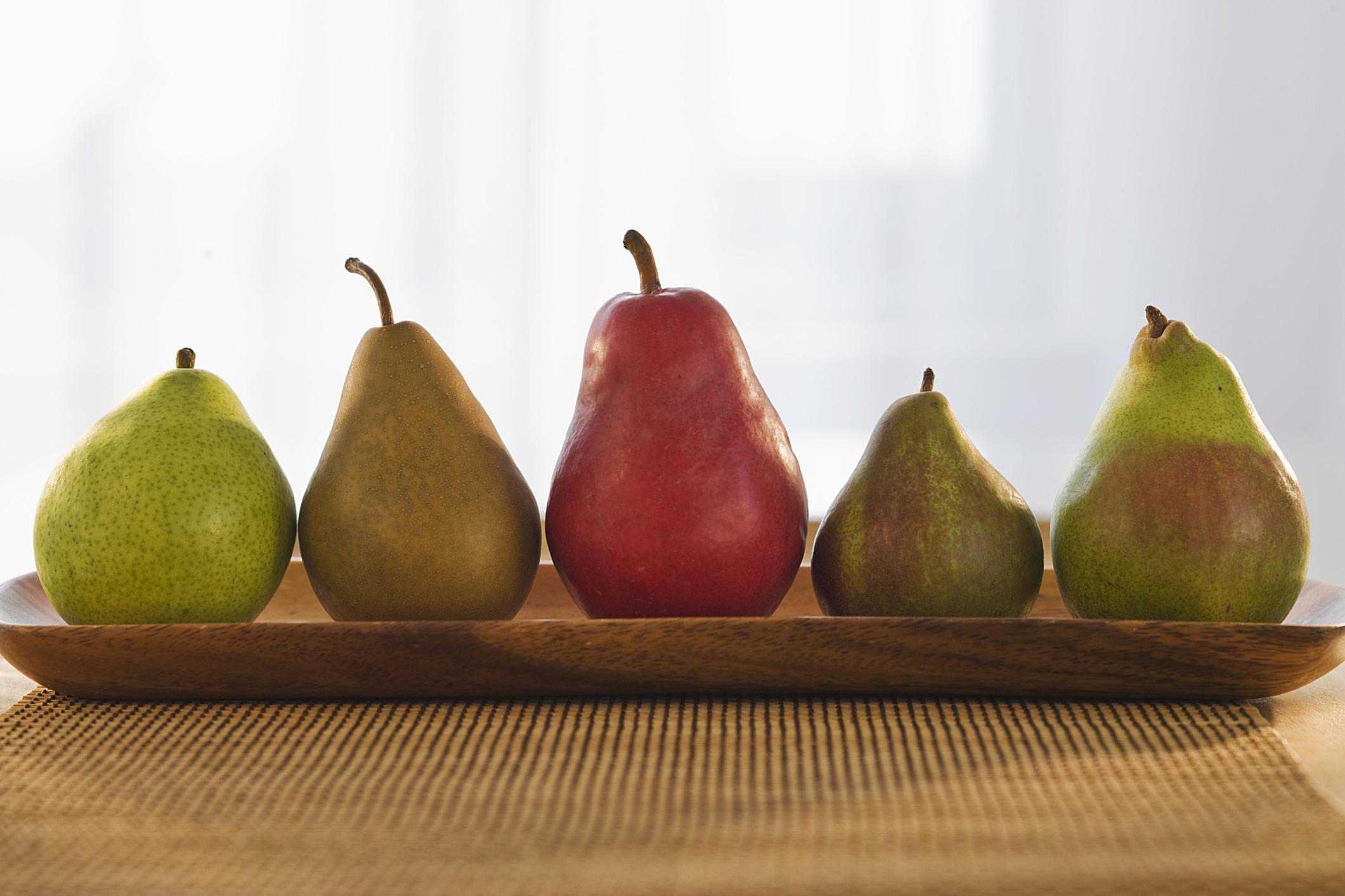 گلابی میوه مقوی
